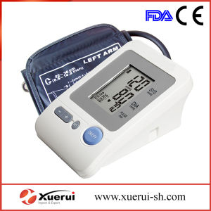 Arm-Type Electronic Medical Blood Pressure Monitor pictures & photos