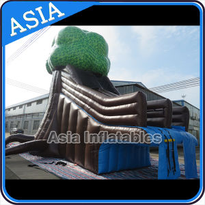 Customized Inflatable Tree Slide Water Ground Park, Inflatable Moving Park pictures & photos