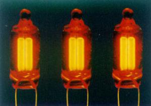 Standard And Medium Brightness Neon Lamps (NE-2, NE-2C) pictures & photos