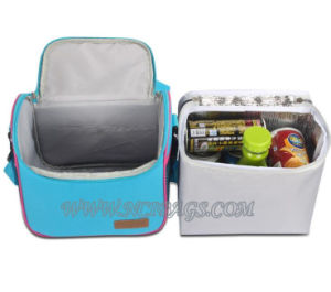 2017   Fashion Picnic Food Insulated Multi-Function Waterproof Cooler Bag pictures & photos