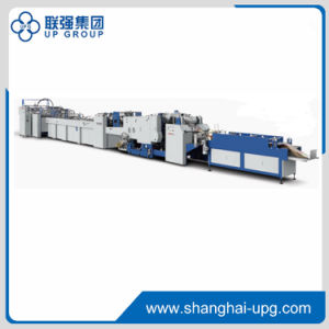 Fully Automatic Sheet-Feeding Paper Bag Making Machine (LQ1260S-450) pictures & photos