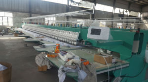 627 High Speed Embroidery Machine pictures & photos