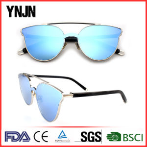 Ynjn High Quality Real Revo Cat Eye Sunglasses 2017 Women pictures & photos