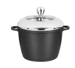Nonstick Casting Aluminum Pots and Pans Cookware Set pictures & photos