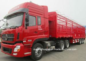 13 Meters and Self-Weight: 6500kg Van Type Semitrailer pictures & photos