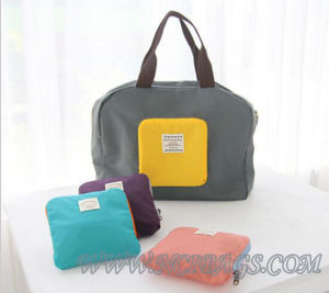 Fold Travel Hand Received Shopping Shoulder Ladies Bag