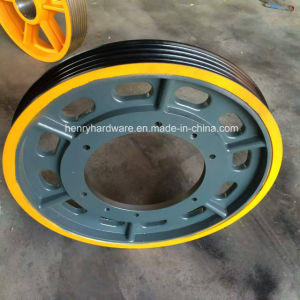 Lift Wheel, Elevator Wheel, Deflector Wheel, Guide Wheel, Diverting Wheel pictures & photos