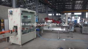 Angle Neck Bottle Liquid Filling Equipment pictures & photos