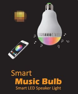 Smart LED Music Bulb pictures & photos