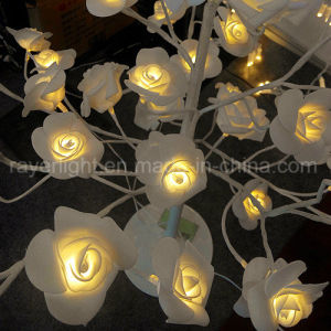Bulk Selling Home Decor LED Bonsai Rose Tree Light pictures & photos