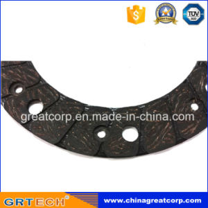 High Quality Friction Material Non-Asbestos Clutch Facing pictures & photos