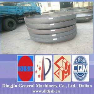 The Dish Head for Boiler by Hot Forming pictures & photos