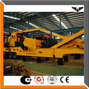 Mobile Jaw Crusher Plant/Portable Rock Crushing Plant pictures & photos