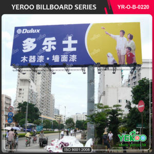 Steel Structure Billboards Outdoor Advertising Billboard pictures & photos