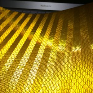 High Intensity Prismatic (HIP) Reflective Sheeting pictures & photos