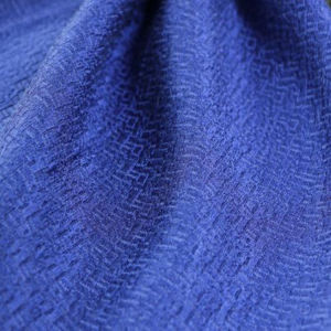 2017 New Yarn Dye Polyester and Cotton for Ms. Skirt Coat Jacquard Fabric pictures & photos