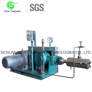 0.1-0.45MPa to 20MPa Working Pressure Ln2 Lar Cryogenic Pump pictures & photos