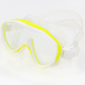 Low Volume Silicone Tempered Glass Scuba Masks (MK-102) pictures & photos
