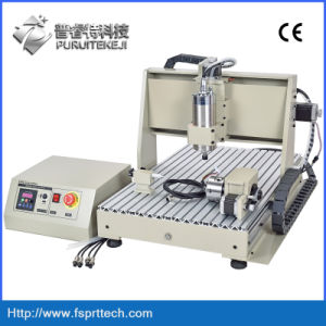 Metallic Machinery Small CNC Router CNC Cutting Machine pictures & photos