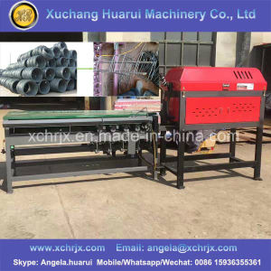 Small Type Hr4-8 Stirrup Bending Machine, CNC Automatic Steel Bar Straightening and Bending Machine pictures & photos
