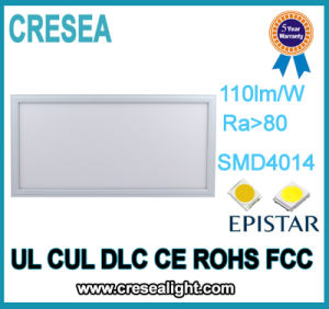 UL cUL Dlc 600*600mm Square LED Panel