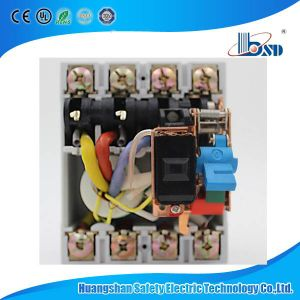 Earth Leakage Circuit Breaker for Switch Protecting, F360 Series RCCB pictures & photos