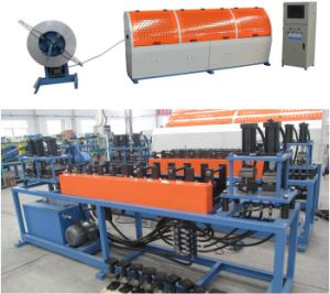 Collapsible Plywood Wood Packing Box Steel Strip Making Machine pictures & photos