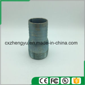 "Iron Kc Pipe Joint with 1.5"" pictures & photos"