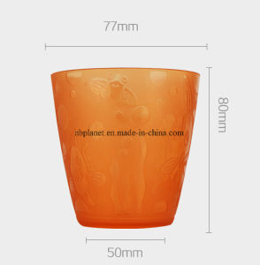 Plastic Kids′ Drinking Cup for Promotion pictures & photos