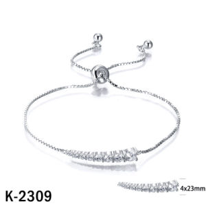 New Model Fashion Jewelry Silver Bracelet Hotsale pictures & photos