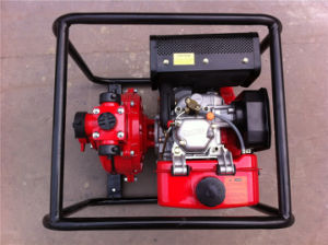 Cheap Price 3 Inch Gasoline Water Pump for Sewage pictures & photos