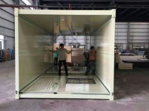 Low Cost Foldable Shipping Container Homes for Sale pictures & photos