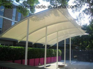 Permanent Carport Membrane Structure, Permanent Carport pictures & photos