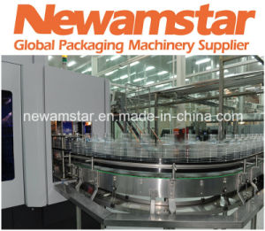 Blowing Machine of Newamstar for Milk Drink Bottle pictures & photos