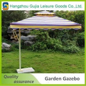 Wholesale Steel Square Big Outdoor Garden Umbrella for Sale