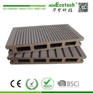 145x21mm WPC Plastic WPC Flooring/Decking Composite Decking, Outdoor Laminate Flooring (145H21-B) pictures & photos