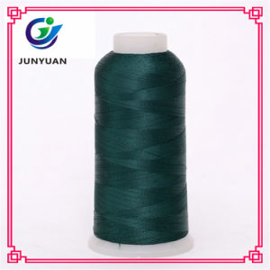 Embroidery Thread 108d/2 Polyester Continuous Filament pictures & photos