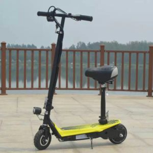 Mini Electric Scooter Folding Car with Lithium Battery pictures & photos
