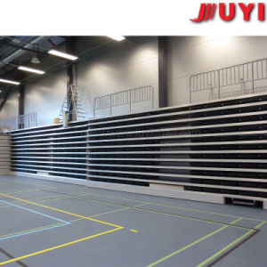 Jy-768 High Quality Durable Outdoor Used Bleachers for Sale Retractable Auditorium Seat Portable Steel Folding Stage Platform pictures & photos
