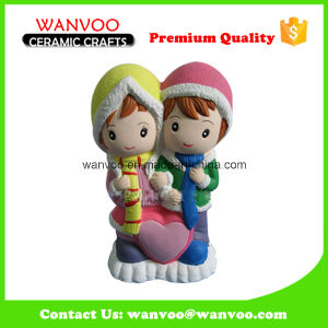 Newly Ceramic Elegant Wedding Gifts Statue Gifts for Decoration pictures & photos