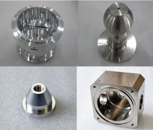 CNC Turning Stainless Steel Part pictures & photos