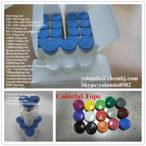 Peptides PT-141/Bremelanotide 10mg/Vial pictures & photos