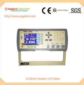 ESR Meter Lcr Meter Manufacturer China Factory (AT2816A) pictures & photos