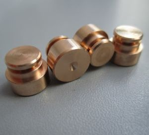 CNC Machining Service for Brass Parts pictures & photos