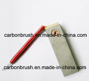 Long Life NCC634 Electrographite Soft Graphite Carbon Brushes for Sales pictures & photos