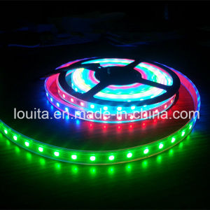 SMD5050 150LEDs 1903 IC Magic Color Light Strip pictures & photos