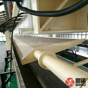 Best Industrial Automatic Membrane Filter Press for Sludge Dewatering pictures & photos