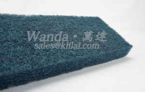 Longer Useful Life Abrasive Cleaning Floor Scrubbing Pad Polishing Pad pictures & photos