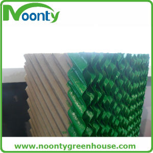Colorful Greenhouse Ventiltation Equipment Cooling Pad System pictures & photos