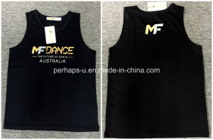 Factory Custom Men Clothing Sportswear Fitness Vest pictures & photos